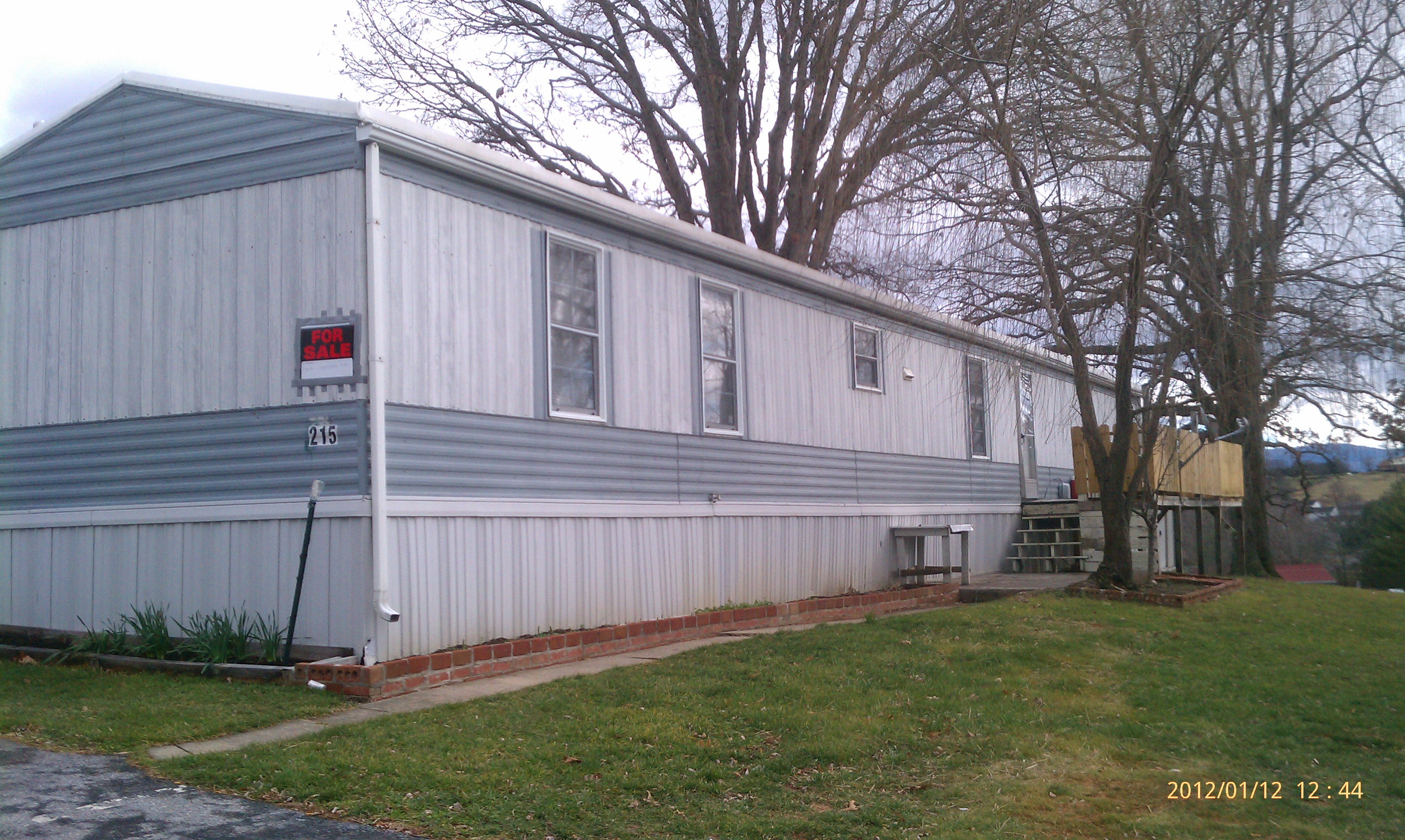 Single Wide Mobile Home For Sale In Florida